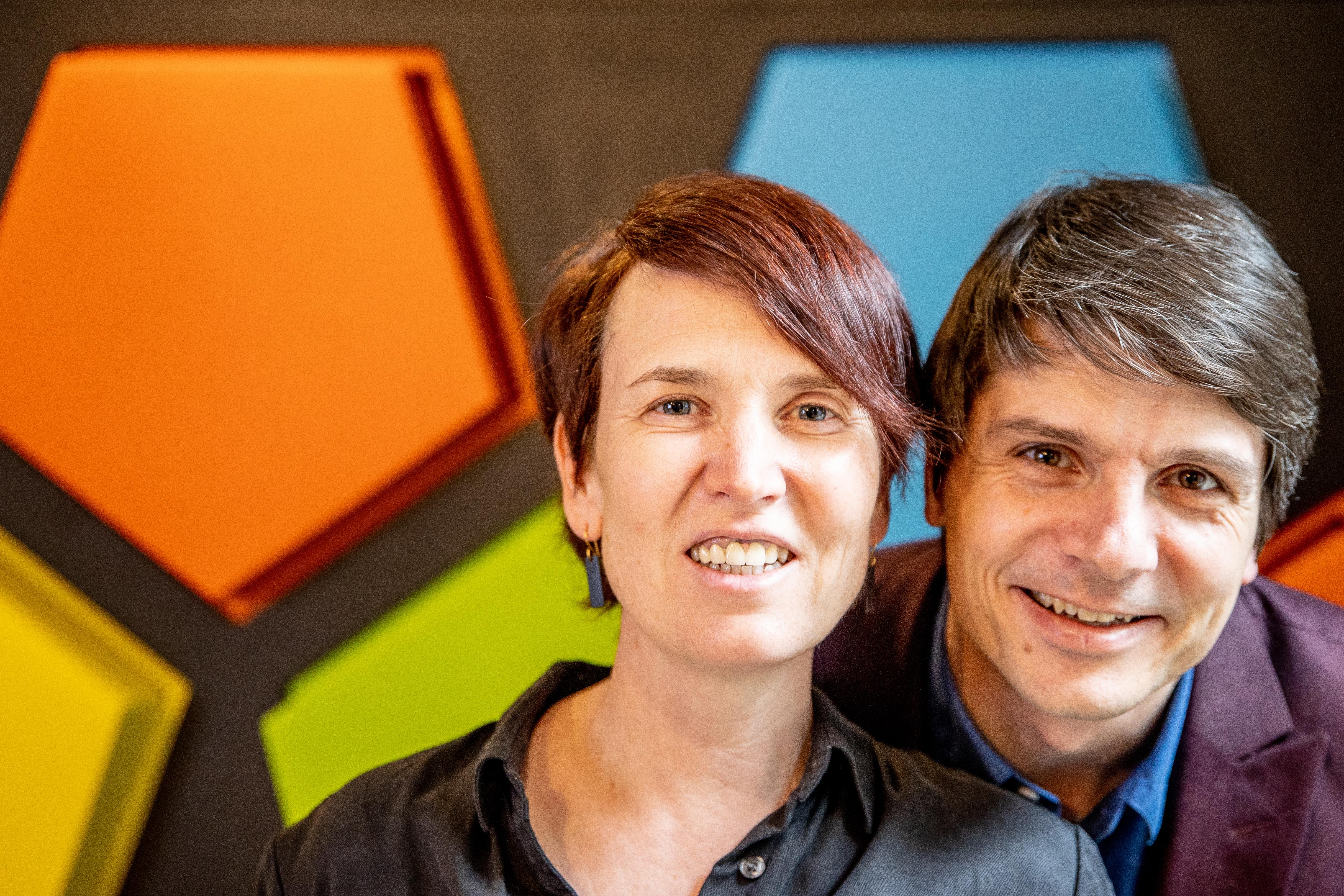Nele & Koenraad - exclusively for employees